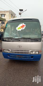 Toyota Coaster 2009 Silver | Buses & Microbuses for sale in Lagos State