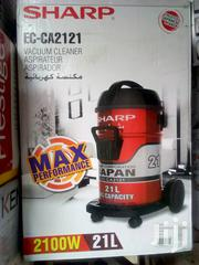 Sharp Wet and Dry Vacuum Cleaner 2100W | Home Appliances for sale in Lagos State, Surulere