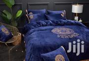 Versace Blue Duvet Cover Bedsheet Set | Home Accessories for sale in Lagos State, Ikeja