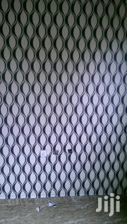 2D/ 3D Wallpaper Pastering   Home Accessories for sale in Oyo State, Akinyele