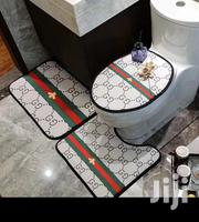 Gucci Bee Toilet Seat Cover Foot Mat | Plumbing & Water Supply for sale in Lagos State, Ikeja