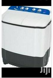 Hisense 10kg Wm Lint Filter Twin Tube Washing Machine. Wash and Sping | Home Appliances for sale in Lagos State, Ojo