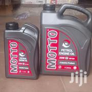 Original MOTTO 20W 50 SF/CD Diesel Engine Oil For All Kinds Of Cars | Vehicle Parts & Accessories for sale in Imo State, Owerri-Municipal
