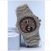 Ice'd Studded Chronograph Watch | Watches for sale in Lagos State, Ajah