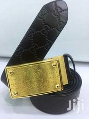 Leather Gucci Belt | Clothing Accessories for sale in Lagos State, Lagos Mainland