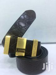 Pure Leather Gucci Belt | Clothing Accessories for sale in Lagos State, Lagos Mainland