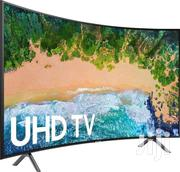 Samsung Curved UHD 4K Smart LED TV 49 Inch | TV & DVD Equipment for sale in Lagos State, Alimosho
