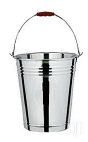 Stainless Steel Bucket 20 Litres | Home Accessories for sale in Lagos State, Lagos Island