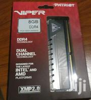 Patriot Memory Viper Elite Series DDR4 8GB RAM 2400mhz Pc4-19200   Computer Hardware for sale in Rivers State, Port-Harcourt