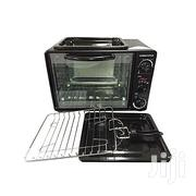 19litre Oven Toaster With A Grill | Kitchen Appliances for sale in Lagos State, Lagos Island