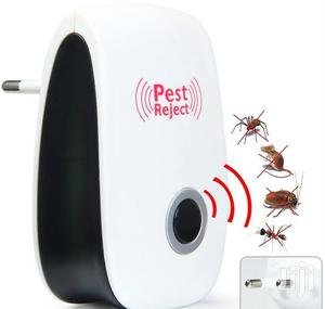 Ultrasonic Pest Repeller Reject Rat Mouse Repellent Anti Rodent Bug R