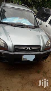 Hyundai Tucson 2005 Silver | Cars for sale in Lagos State, Ikeja