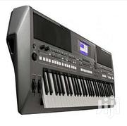 Yamaha Keyboard With Adaptor | Musical Instruments & Gear for sale in Lagos State, Ikeja