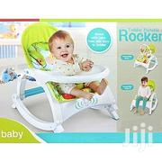 2in1 Baby Dining Table Rocking Chair | Children's Furniture for sale in Lagos State, Lagos Island