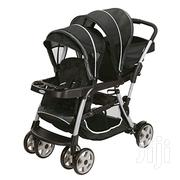 Graco Ready2grow 12 Riding Options Click Connect Double Stroller | Prams & Strollers for sale in Lagos State, Lagos Island