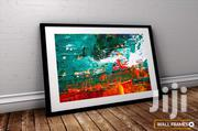 Abstract Art Print For Sale With Modern Framing Features | Arts & Crafts for sale in Lagos State, Victoria Island