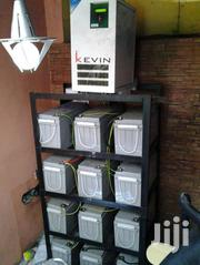 7.5kva/48v + 4 X 200ah Batteries + 8* 300w Panels + 80A Controller. | Solar Energy for sale in Lagos State, Ojo