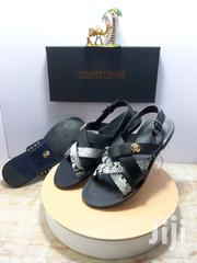 Roberto Cavalli Italian Leather Sandals | Shoes for sale in Lagos State, Lagos Island