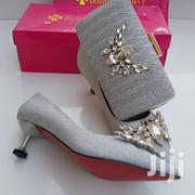 Honey Beauty Shoe Wth Purse | Shoes for sale in Lagos State, Lagos Island