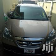 Honda Odyssey Touring 2005 Gold | Cars for sale in Lagos State, Ikeja