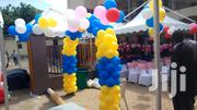 Just Blue And Yellow Balloon Arch   Party, Catering & Event Services for sale in Lagos State, Lekki Phase 1