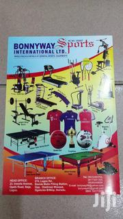 Call For All Ur General Sports Nd Home Office Servicing | Books & Games for sale in Lagos State, Ikeja