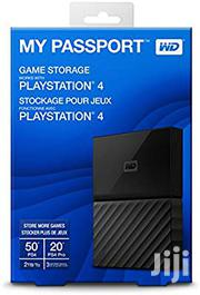 WD My Passport 2tb Ps4 Game Hard Drive | Video Game Consoles for sale in Lagos State, Ikeja