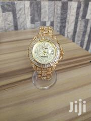 Gold Stoned Rolex | Watches for sale in Osun State, Olorunda-Osun