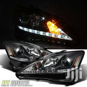 Lexus Is250 Head Light, 2014 Model (Black) | Vehicle Parts & Accessories for sale in Lagos State, Mushin