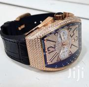 Full Stone Frank Muller Wrist Watch | Watches for sale in Lagos State, Lagos Island