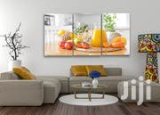 Dining 3pcs Canvas Wall Art | Home Accessories for sale in Lagos State, Agege