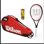 Racket Lawn Tennis Racket And Bag   Sports Equipment for sale in Lagos State, Surulere