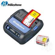 Milestone Thermal Printer Label Receipt Printer Bluetooth | Store Equipment for sale in Lagos State, Ikeja