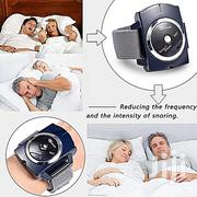 Snore Shocker Wristband Watch Anti Snoring Device-black | Tools & Accessories for sale in Ogun State, Abeokuta South