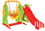 Children Swing, Slide And Basketball | Toys for sale in Abuja (FCT) State, Wuse