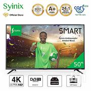 "Syinix Syinix 50"" Android 4K UHD Smart LED TV - A710U Series 