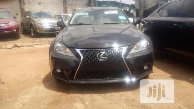 Archive: Lexus IS 2007 250 Black