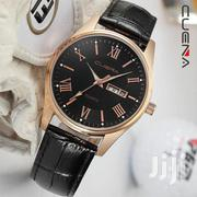 Men Luminous Analog Quartz Watch - Gold And Black | Watches for sale in Lagos State, Alimosho