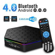 T95Z Plus Android TV Box Amlogic Octa Core 2gb Ddr3 16gb   TV & DVD Equipment for sale in Lagos State, Ikeja