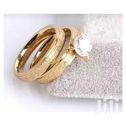 Fashion 24karat Gold Filled Wedding Ring - Pair for Couple | Jewelry for sale in Lagos State, Surulere