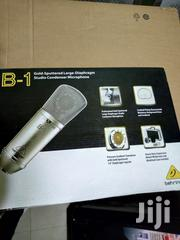 Trusted Quality B -1 Behringer Studio Microphone | Audio & Music Equipment for sale in Lagos State, Ojo
