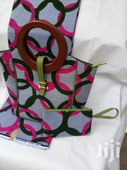 Imported Handbag With Clutch Purse 3 In 1 | Bags for sale in Lagos State, Ikeja