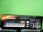 Original Quality Guaranteed M-audio Oxygen 49 Studio Keyboard | Computer Accessories  for sale in Lagos State, Ojo