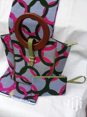 Quality Ankara Handbg | Clothing Accessories for sale in Lagos State, Ikeja