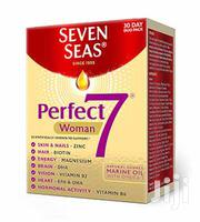Seven Seas Perfect 7 Woman | Vitamins & Supplements for sale in Rivers State, Port-Harcourt
