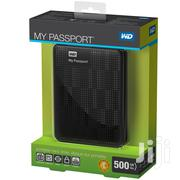 Western Digital 500MB My Passport Portable External Hard Drive   Computer Hardware for sale in Abuja (FCT) State, Wuse 2