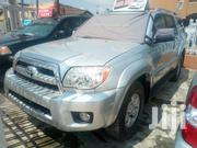 Toyota 4-Runner 2007 Limited V6 Silver | Cars for sale in Lagos State, Alimosho
