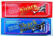 Shark Super Power Penis Enlargement Cream | Sexual Wellness for sale in Lagos State, Ojo