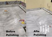 Marble Floor Specialist Polishing | Cleaning Services for sale in Lagos State, Magodo