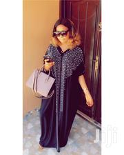 Quality Female Vneck Flare Long Gown | Clothing for sale in Lagos State, Egbe Idimu